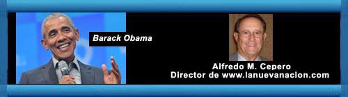 LA MANO SINIESTRA DE BARACK OBAMA. Por Alfredo M. Cepero.   cubademocraciayvida.org                                                                                                                                                   web/folder.asp?folderID=136