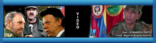 COLOMBIA VIDEO: Supuestas amenazas de muerte contra empresarios de Urab�, la orden, dicen, proviene desde la Habana, Cuba. cubademocraciayvida web/folder.asp?folderID=136