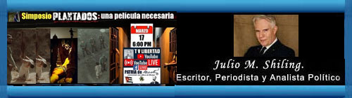 Invitación Simposio Plantados: una película necesaria. Por Julio M. Shiling.       cubademocraciayvida.org                                                                                                                                                                                                 web/folder.asp?folderID=136