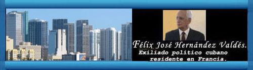 Aventuras en Miami. Por Félix José Hernández.      cubademocraciayvida.org                                                                                        web/folder.asp?folderID=136