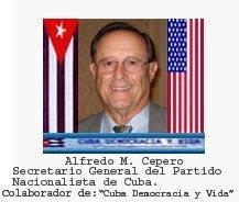 LA SERPIENTE DEL PANTANO. Por Alfredo M. Cepero. CubaDemocraciayVida.org  web/folder.asp?folderID=136