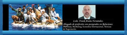 LA INVISIBILIDAD DE LA DIÁSPORA CUBANA. Por el Licenciado Frank Braña Fernández.            cubademocraciayvida.org                                                             web/folder.asp?folderID=136