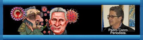 Represión y Coronavirus. Por Pedro Corzo.    cubademocraciayvida.org                                                           web/folder.asp?folderID=136