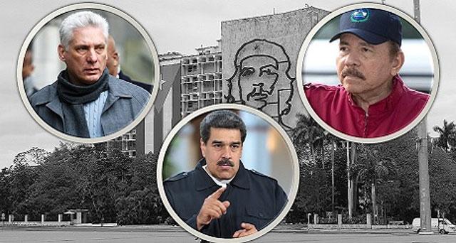 El politólogo Julio M. Shiling denuncia la impunidad del socialismo y la pasividad de Estados Unidos para responder a crisis como las de Venezuela, Cuba y Nicaragua.     CubaDemocraciayVvida.ORG                                                                                         web/folder.asp?folderID=136