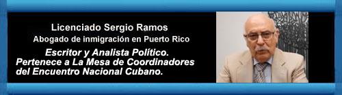 SISTEMA JUDICIAL DE CUBA: UN INSTRUMENTO DE LA REPRESION DEL ESTADO. Por el Lcdo. Sergio Ramos. cubademocraciayvida.org web/folder.asp?folderID=136