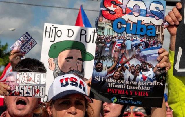 """5 cosas que el pueblo cubano debe saber. El pueblo cubano, en el ejercicio del derecho a la rebelión, está en medio de lo que Winston Churchill llamó """"la mejor hora"""". Por Julio M. Shiling.      cubademocraciayvida.org                                                                                         web/folder.asp?folderID=136"""