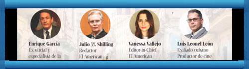 """VIDEO: ¿Qué está pasando en Cuba? Vanessa Vallejo, Luis Leonel León, Enrique García y ARTÍCULO de Julio M. Shiling El """"Levantamiento Cubano"""" de 2021: un antes y un después.  CUBADEMOCRACIAYVIDA.ORG                                                                                                                                           web/folder.asp?folderID=136"""