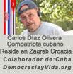 Carlos Díaz Olivera. Zagreb-Croacia. Artículos y Opiniones.