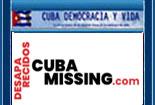 WEB DE DESAPARECIDOS DESDE LAS PROTESTAS DEL 11J EN CUBA.