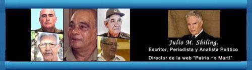 ¿Por qué mueren los generales cubanos? El barril de dinamita de la libertad estallará en algún momento y desatará la ofensiva final de liberación. Por Julio M. Shiling.                CUBADEMOCRACIAYVIDA.ORG                                                                                         web/folder.asp?folderID=136