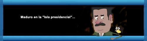 "Con su famoso ""pajarito"", el presidente ilegítimo de Venezuela, Nicolás Maduro. web/folder.asp?folderID=136,"