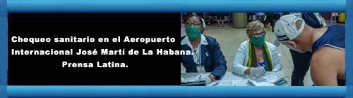 """Una turista canadiense muere en Cuba víctima de """"un cuadro respiratorio agudo"""" El MINSAP reconoce que """"controla a diario a más de 3.000 viajeros de los nueve países que tiene bajo vigilancia directa""""... cubademocraciayvida.org web/folder.asp?folderID=136"""