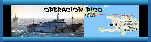 """OPERACION PICO"". Por Álvaro J. Alvarez. Artículo enviado a CDV.ORG Por Eloy A. Gonzáléz.               cubademocraciayvida.org                                                                                                                                                                        web/folder.asp?folderID=136"