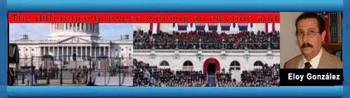 El día de la inauguración de la Presidencia de Joe Biden. Por Eloy A Gonzalez.        Cuba Democracia y Vida.ORG                                                                                                                                                              web/folder.asp?folderID=136