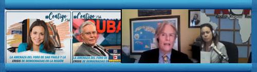 Videos, TV Libertad canal de videos. María Corina Machado y Julio M. Shiling: Foro de Sao Paulo. cubademocraciayvida.org web/folder.asp?folderID=136