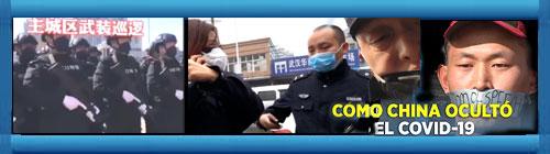 """VIDEOS: """"Tres días que detuvieron al mundo"""": un video revela cómo el régimen chino buscó encubrir el brote de coronavirus en Wuhan.        Cuba Democracia y Vida.ORG                                                                                                                                                                                                     web/folder.asp?folderID=136"""