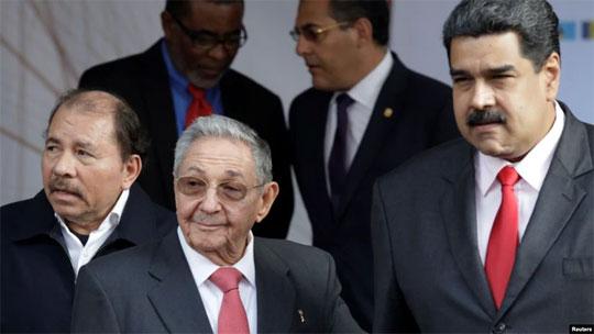 Las dictaduras de Cuba, Venezuela y Nicaragua usan al coronavirus para sostenerse, conspirar y lucrar. Por Carlos Sánchez Berzain.  cubademocraciayvida.org                                                                                                                                                                             web/folder.asp?folderID=136