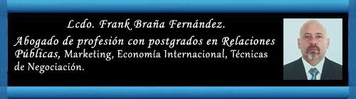 EL SILENCIO DE LOS INOCENTES. Por el Licenciado Frank Braña Fernández.         cubademocraciayvida.org                                                                                                                                 web/folder.asp?folderID=136