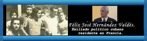 Adiós a Ramiro, un héroe de mi infancia. Por Félix José Hernández. cubademocraciayvida.org web/folder.asp?folderID=136