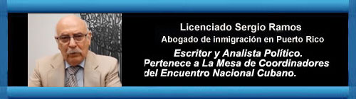 HAY QUE ACOMETER MAS ALLA DE LAS SANCIONES. Por el Lcdo. Sergio Ramos. cubademocraciayvida.org web/folder.asp?folderID=136