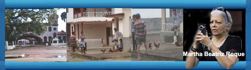 Red Cubana de Comunicadores Comunitarios: /Pelea de gallos en la vía publica. Por Misael Aguilar Hernández/ Un politécnico capitalino cerrado. Por Jorge Bello Dguez/. Informaciones enviadas desde la isla a CubaDemocraciayvida.org por Martha Beatriz Roque. cubademocraciayvida.org web/folder.asp?folderID=136