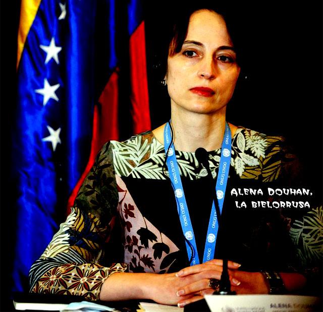 VENEZUELA: Qué hay detrás del informe de la relatora especial de Derechos Humanos de la ONU, la bielorrusa Alena Douhan, Relatora para encubrir los crímenes contra presos políticos en Venezuela Por Sebastiana Barráez.            CUBADEMOCRACIAYVIDA.ORG                                                                                                                                                         web/folder.asp?folderID=136