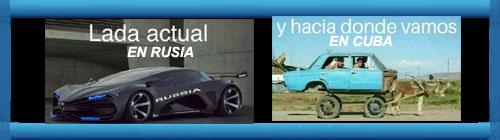 Qué les parece a esos camaradas que culpan a Donald Trump de todos los problemas de Cuba?...                  cubademocraciayvida.org                                                                                                     web/folder.asp?folderID=136