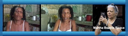 """CUBA """"MAR DE FELICIDAD"""": Video Historia de madre cubana con un hijo enfermo. Por Martha Beatriz Roque Cabello. cubademocraciayvida.org web/folder.asp?folderID=136"""