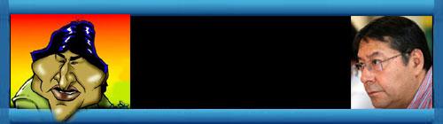 """COLOMBIA: Luis Arce marcó distancias con Evo Morales: """"Si quiere ayudarnos, será muy bienvenido, pero será mi gobierno"""". El presidente electo de Bolivia dijo que su gestión buscará """"tender puentes"""" y evitó decir cuándo podría volver al país Evo Morales.          cubademocraciayvida.org                                                                                                                                                                                  web/folder.asp?folderID=136"""
