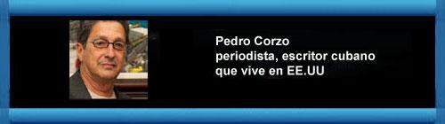 Entrevista sobre los escritores y periodistas cubanos concedida a Radio Marti por Director Ejecutivo del Pen Club Internacional. Pen Club Internacional denuncia el Decreto 370 y expresa solidaridad con todos los autores de Cuba. Por Pedro Corzo.                                                                                                                                                 cubademocraciayvida.org web/folder.asp?folderID=136
