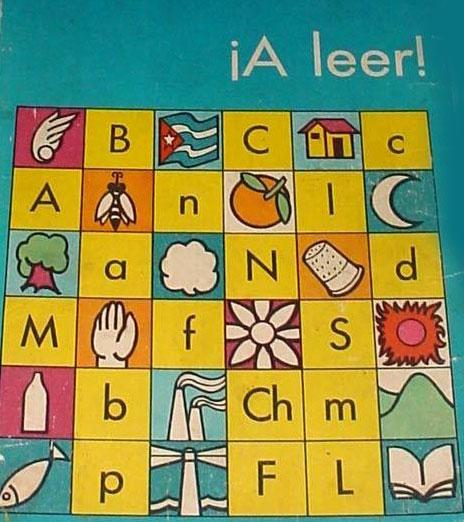 La cartilla cubana: ¡A leer! Ejemplo de adoctrinamiento infantil. Por Félix José Hernández. cubademocraciayvida.org web/folder.asp?folderID=136