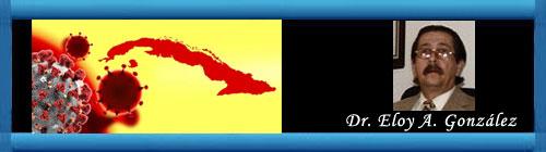 Inusuales recomendaciones en Cuba para la prevención y el control del Coronavirus (COVID-19). Por el Dr. Eloy A González. cubademocraciayvida.org web/folder.asp?folderID=136