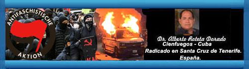 BIG FLOYD, Y EL VERDADERO ROSTRO DE LAS PROTESTAS. Por el Doctor Alberto Roteta Dorado.     cubademocraciayvida.org                                                                                                          web/folder.asp?folderID=136
