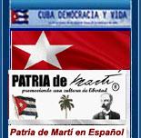 PATRIA DE MARTÍ EN ESPAÑOL. DEL POLITÓLOGO Dr. Julio M. Shiling.
