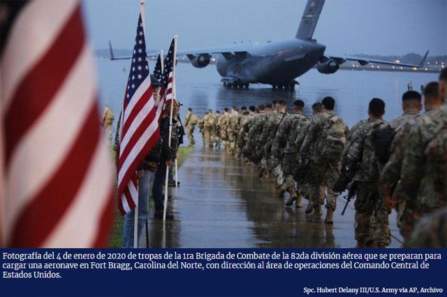 Estados Unidos vuelve a barajar la opción de una intervención militar para acabar con el régimen de Nicolás Maduro en Venezuela. cubademocraciayvida.org http://cubademocraciayvida.org/web/folder.asp?folderID=136