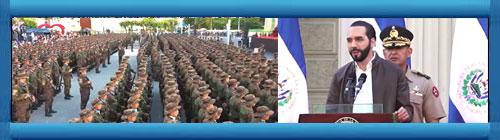 Video: TREMENDO MENSAJE DE NAYIB BUKELE PRESIDENTE DEL SALVADOR. Por Wender Enrique Sin Limite. cubademocraciayvida.org web/folder.asp?folderID=136