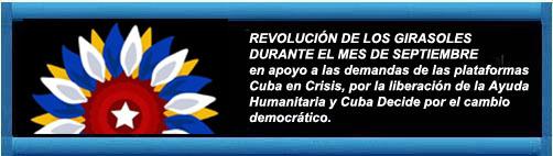 VIDEO ENTREVISTAS DESDE CUBA: DETENCIONES INJUSTAS, ARBITRARIAS Y VIOLENTAS EN TODA CUBA. REVOLUCIÓN DE LOS GIRASOLES.        cubademocraciayvida.org                                                                                                                                                              web/folder.asp?folderID=136