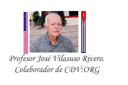 """Nominado José Vilasuso Rivero, Colaborador de esta página web """"CDV.org"""", para el premio Ilustres Pasajeros de Cercedilla, Madrid. cubademocraciayvida.org web/folder.asp?folderID=136"""
