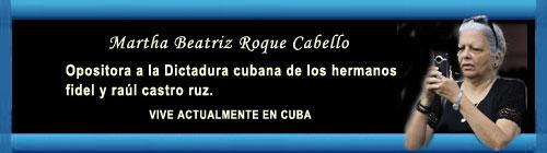 """CUBA REPRESIÓN: """"Un día fatal"""". Por Martha Beatriz Roque Cabello. web/folder.asp?folderID=136"""