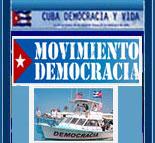 MOVIMIENTO DEMOCRACIA DE Ram�n Sa�l S�nchez