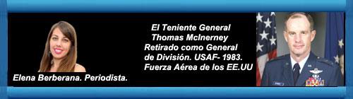 """ELECCIONES EN EE.UU- El Teniente General retirado Mclnerey desvela qué es el Kraken: """"Trump sabía lo que iba a pasar y tenía un plan"""". El kraken es el apodo que recibe el Batallón de Inteligencia Militar 305º del Ejército de los EE.UU. Por Elena Berberana.       CubaDemocraciayVida.ORG                                                                                                                                                                                                 web/folder.asp?folderID=136"""