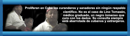 "CUBA VIDEO- La pupila insomne: Cuba, de la ""potencia médica"" a los ""curanderos milagrosos"".  web/folder.asp?folderID=136"