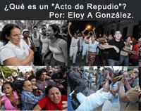 �QU� COSA ES UN ACTO DE REPUDIO EN CUBA CASTRISTA?