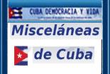 MISCELANEAS DE CUBA