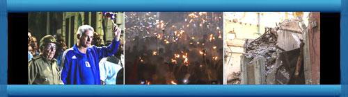 CUBA: Treinta mil antorchas en San Lázaro, tres niñas muertas en Jesús María. Por Ernesto Morales. cubademocraciayvida.org  web/folder.asp?folderID=136