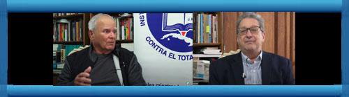 VIDEO: Pedro Corzo entrevista a Paco Talavera, ex preso político cubano.          CUBA DEMOCRACIA Y VIDA.ORG                                                                                                                                                              http://cubademocraciayvida.org/web/folder.asp?folderID=136