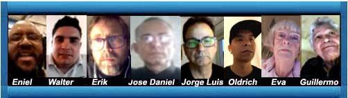 Cuba video UNPACU: Cubanos y amigos, desde Suecia, conversan con José Daniel Ferrer sobre propuesta de UNPACU.  Cubademocraciayvida.org  web/article.asp?artID=45007