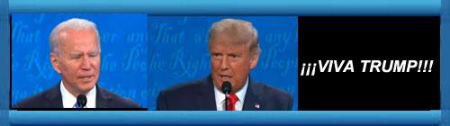 VIDEO EN ESPAÑOL: Especial Trump vs Biden, el último #debate presidencial EN VIVO Emitido en directo hace 11 horas.     cubademocraciayvida.org                                                                                                                                        web/folder.asp?folderID=136