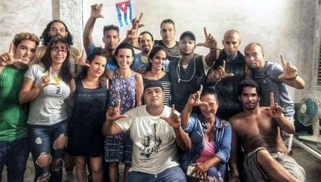 El rol de las embajadas extranjeras ante la criminalización de las libertades en Cuba Por Gabriel Salvia.          CubaDemocraciayVida.ORG                                                                                                                                                             web/folder.asp?folderID=136