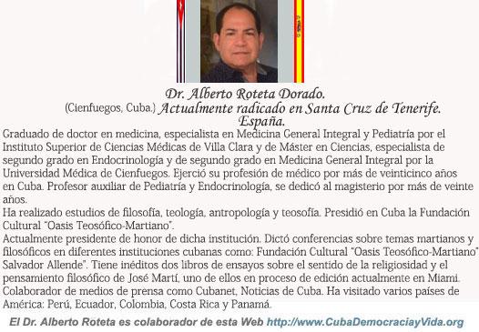 EL CORONAVIRUS Y LAS CALUMNIAS DEL CASTRISMO (II). Por el Doctor Alberto Roteta Dorado. cubademocraciayvida.org web/folder.asp?folderID=136